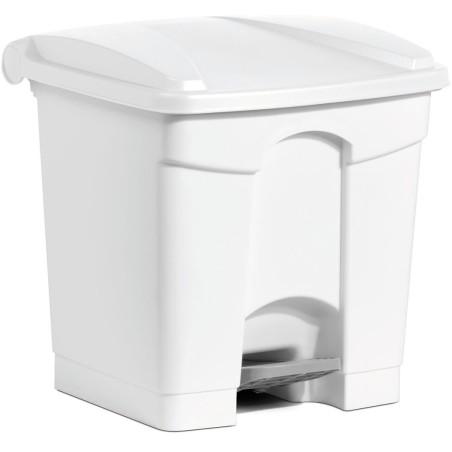 Conteneur plastique à pédale 30 litres