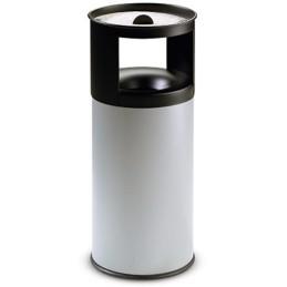 Corbeille cendrier à sable anti-feu 40 litres