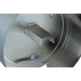 Distributeur de papier hygiénique inox 430 – 200 mètres