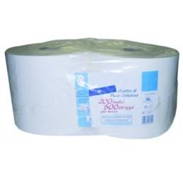 Rouleau de 200 mètres de papier essuie mains