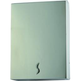 Distributeur d'essuie mains inox 304 – 500 feuilles