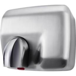 Sèche mains automatique inox