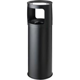 Cendrier corbeille étouffoir 30 litres