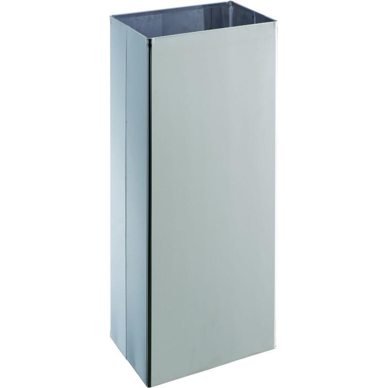 seau pour cendrier poubelle 15 litres. Black Bedroom Furniture Sets. Home Design Ideas