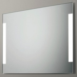 Miroir led right left Dolium sur mesures