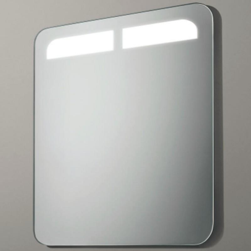 Miroir double led top