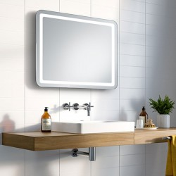 Miroir led frame