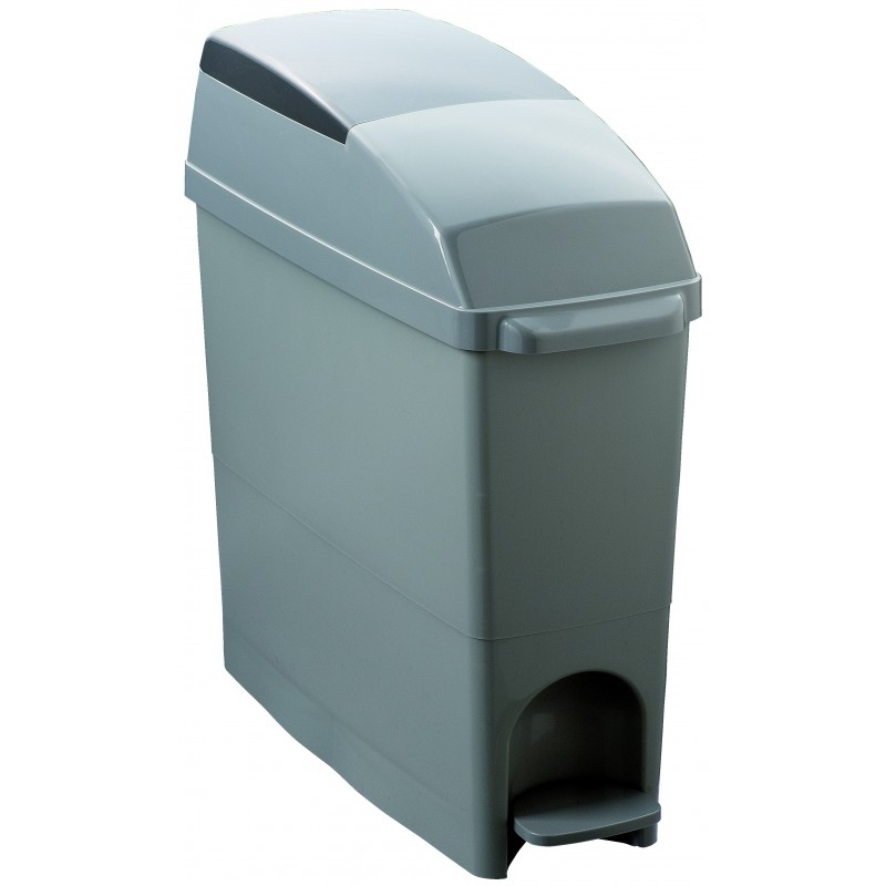 Poubelle pour déchets hygiénique féminine avec pédale