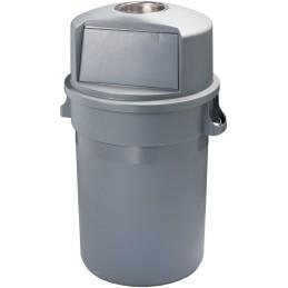 Poubelle à trappe Maxipush 120 litres