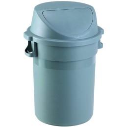 Poubelle à trappe Maxipush 80 litres